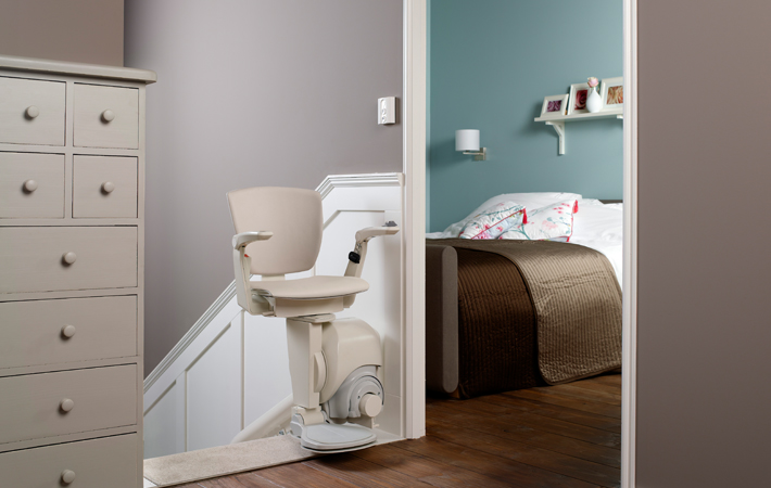 Otolift TWO Reliable & Safe Stairlifts