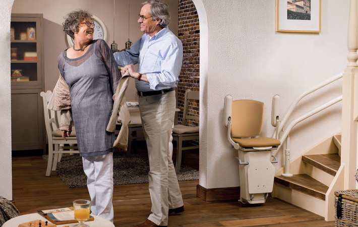 Stairlifts for all stairways
